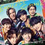 【ビルボード】Kis-My-Ft2『ENDLESS SUMMER』が180,763枚でSGセールス首位 トニトニ『smile』が累計50万枚突破
