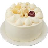 【gelato pique】初のクリスマスケーキがセブンーイレブンにて受注スタート!