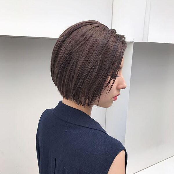 色っぽいショートヘア14