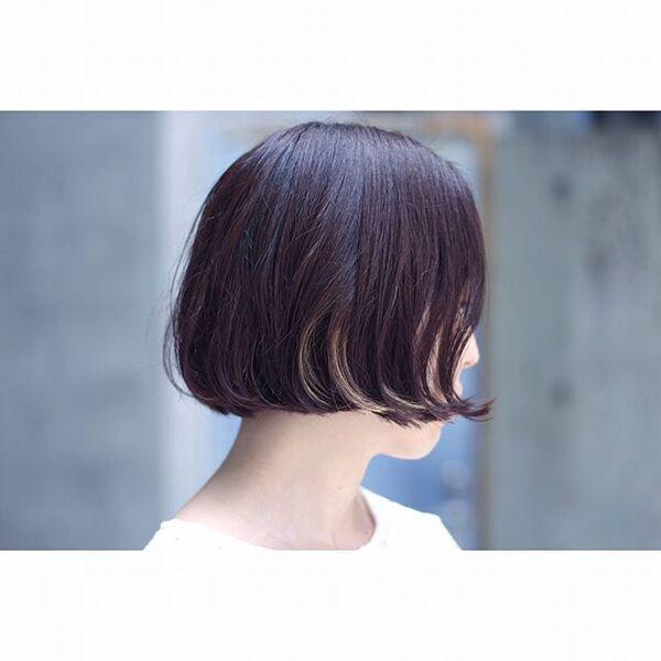 色っぽいショートヘア16