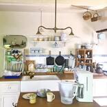 アイランドキッチンの収納アイデア特集!スッキリおしゃれな空間作りの参考に♪