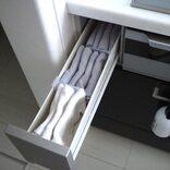 《セリア》のドアポケット用仕切りが使える!収納上手さんの活用術をチェック