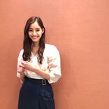 新木優子『スーツ2』11話の衣装でハニカミショット公開