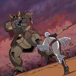 大人気アニメ「銀魂」特別版が配信決定、白夜叉時代の銀さんが大暴れ