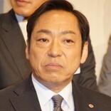 香川照之、カマキリ先生姿で「本日はスマホではなく、ちゃんと昆虫を採っておりますw」