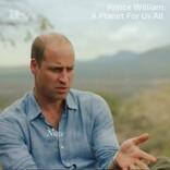 ウィリアム王子「父親になり環境保護への視野が変化した」 10月放送予定のドキュメンタリー予告公開