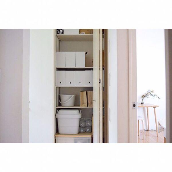 ファイルボックスの収納16