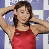 グラドル・松山まなか、競泳水着チャレンジで新たな扉を開いてしまう