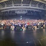 神使轟く、激情の如く。 フロア50人の観客から始まり豊洲Pitまでたどり着いた、夢を諦めないことを体現したワンマンライブ公式レポ