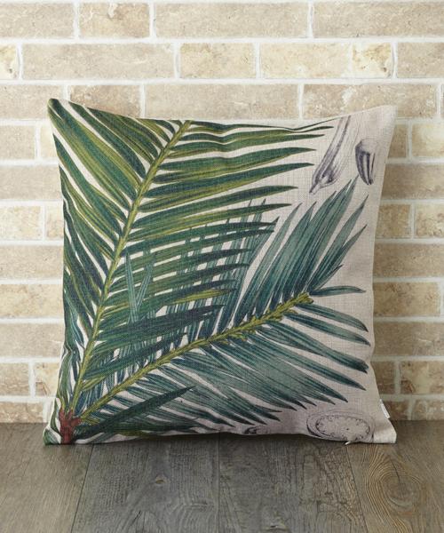 リアルな植物画が魅力のデザイン