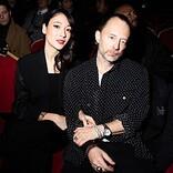 トム・ヨーク、イタリア人女優ダヤーナ・ロンチョーネと結婚