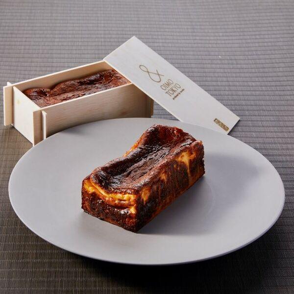 &OIMO TOKYO 蜜芋バスクチーズケーキ
