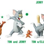 世界一有名なケンカ友達!? トムとジェリーがミニフィギュアに
