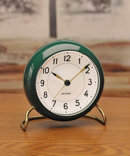 [NORDIC Feeling] ARNE JACOBSEN TABLE CLOCK TABLE CLOCK STATION