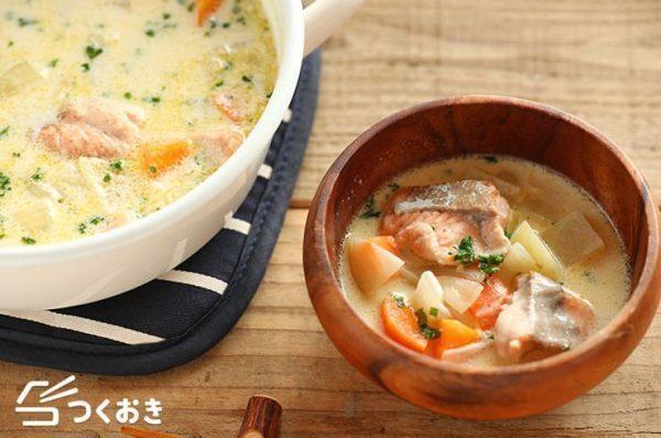 秋のおすすめ汁物人気レシピ☆昼食2