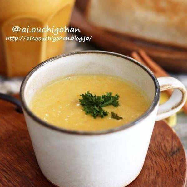 秋のおすすめ汁物人気レシピ☆朝食7