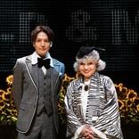 黒柳徹子と生田斗真による、79歳と19歳の恋物語が開幕 『ハロルドとモード』舞台写真とコメントが到着