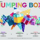 CUBERS、有観客の東名阪ツアー『CUBERS JUMPING BOX TOUR』開催