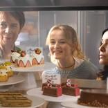 色とりどりのスイーツに魅了される『ノッティングヒルの洋菓子店』予告&場面写真