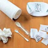 掃除で活躍、処分前の洗濯ネットや使い捨てスプーン。効果的なワザも