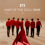 BTS、10月に新しいコンサート「BTS MAP OF THE SOUL ON:E」開催