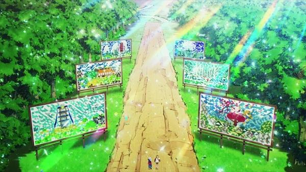 新しい道へ (C)2020 Pokémon. (C)1995-2020 Nintendo/Creatures Inc. /GAME FREAK inc.