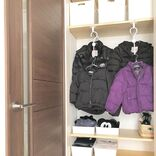 コートの玄関収納アイデア特集!外出時に使いやすくおしゃれに掛ける工夫が満載!