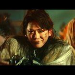 """亀梨和也、""""なまはげ""""のボスに扮してキレのある舞を披露"""