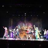 舞台『キューティーハニー The Live~秋の文化祭~』開幕!上西恵「キャスト全員気合い十分」
