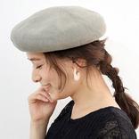 ベレー帽に似合うヘアアレンジ特集!レングス別に簡単可愛いスタイルをご提案♪