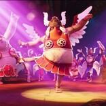 女装したハルバルたちが華麗にダンス 『小さなバイキング ビッケ』本編映像&場面写真