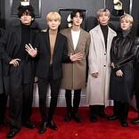 BTS、米トーク番組『ザ・トゥナイト・ショー』で「Black Swan」披露&パントマイム・ゲームに挑戦