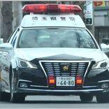 緊急走行でパトカーが出せる速度は80km/hまで?