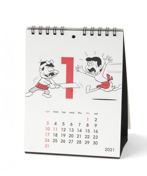 [niko and...] [2021ダイアリー]赤塚不二夫卓上カレンダー