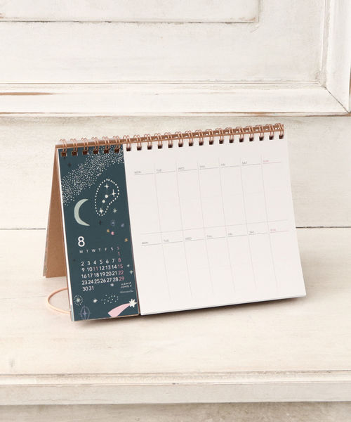 [Afternoon Tea LIVING] 手帳カレンダー/ハンナ・コノラ