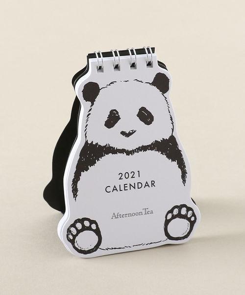 [Afternoon Tea LIVING] アニマルダイカットカレンダー
