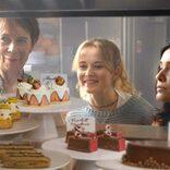 【オンライン試写会プレゼント】お菓子を通じて伝統と多文化が入り混じるロンドンの今を見る。『ノッティングヒルの洋菓子店』