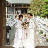 同性結婚式ができるお寺を取材。ネット上では批判もあった