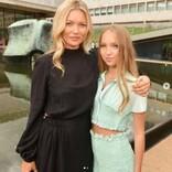 ケイト・モスの愛娘ライラが18歳に スーパーモデルへの人脈構築中