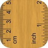【毎日がアプリディ】センチとインチを同時表示!「定規 ++」