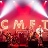 コリィ・テイラー、自身初となるソロアルバム発売記念配信ライブの最速レポートが到着