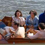 『ナイル殺人事件』幸せな船旅で悲劇が…危険な香り漂う場面写真解禁