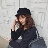 石川恋、カーリーヘアスタイル姿にファン「色っぽい」