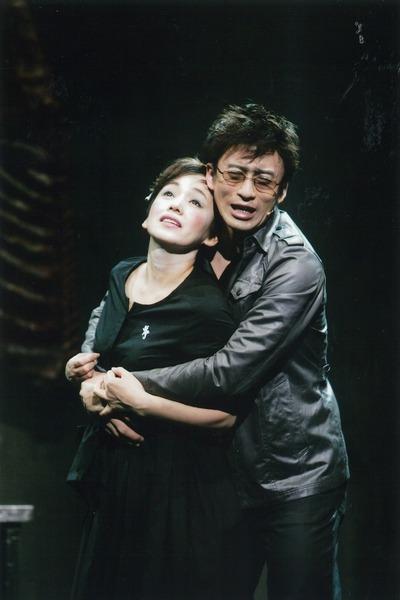 『女教師は二度抱かれた』(08年) 作・演出:松尾スズキ 撮影:谷古宇正彦