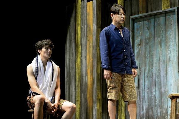 『ゴーゴーボーイズ ゴーゴーヘブン』(16年) 作・演出:松尾スズキ 撮影:細野晋司
