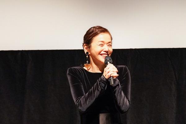大竹しのぶ 撮影:宮川舞子