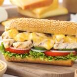 【サブウェイ】とろける秋の味『クワトロチーズのクリーミーチキン~贅沢ポルチーニソース~』が新登場!