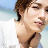 カメラを気にせず、自由気ままに・・・立石俊樹ファースト写真集「TOSHIKI」グアムで見せた多彩な表情