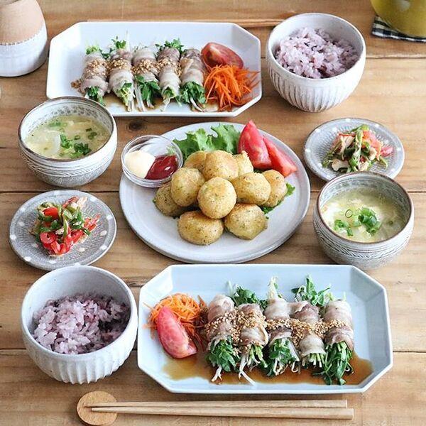 あっさり味の夕食レシピ11