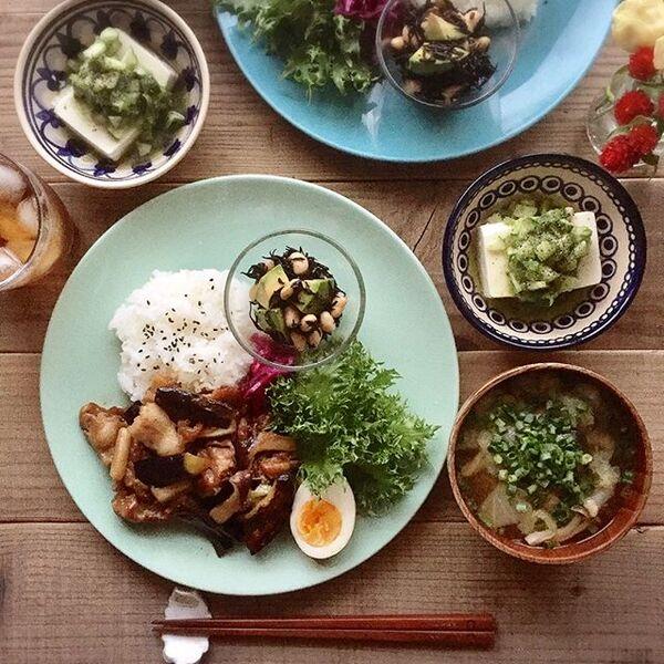 あっさり味の夕食レシピ2